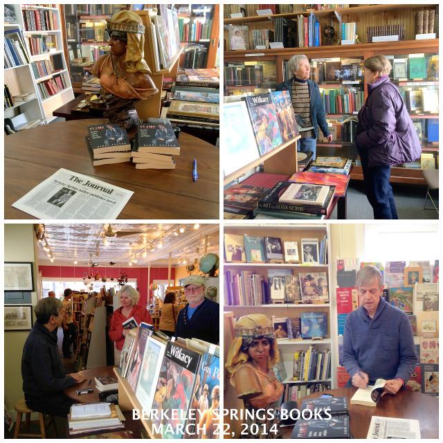 Berkeley Springs Books G1
