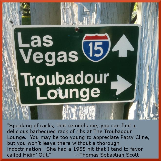 Troubadour g1