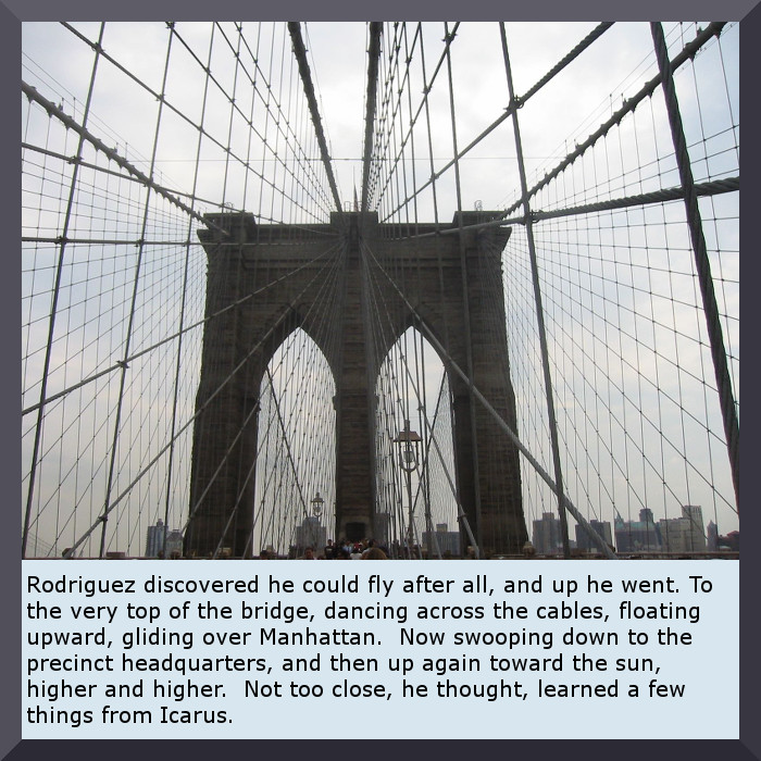 Brooklyn Bridge - G
