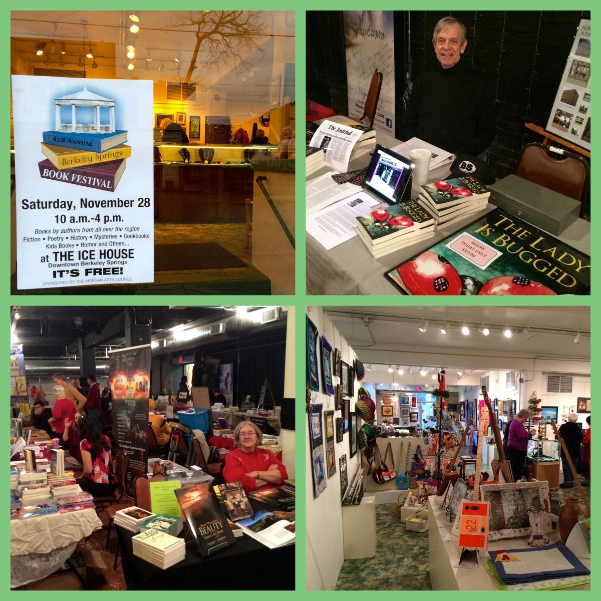 Ice House Book Fair 2015